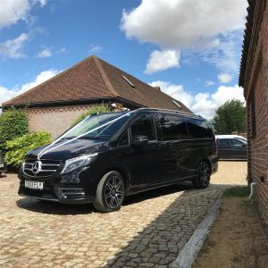 Hertfordshire Wedding Chauffeur