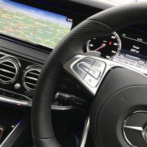 S Class Steering Wheel