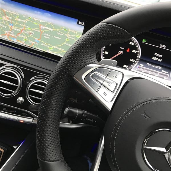 Mercedes S Class Steering Wheel