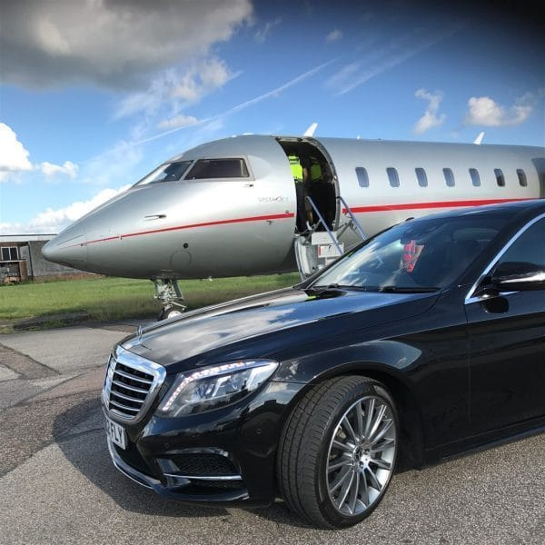 Private Aviation Chauffeurs Stansted Airport