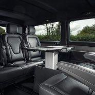 Mercedes V Class Chauffeurs